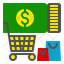Discount Shopping Sale Icon