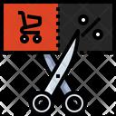 Shopping Coupon Icon