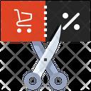 Shopping Coupon Shopping Voucher Discount Coupon Icon