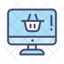 Shopping Dashboard Icon