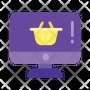 Shopping Dashboard Icon