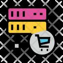 Shopping Database Icon