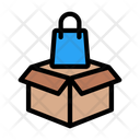 Box Carton Package Icon