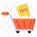 Shopping Discount Icon