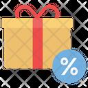 Shopping Discount Icon