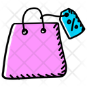 Shopping Discount Shopping Sale Commerce Icon