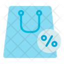 Shopping Bag Cyber Monday Icon