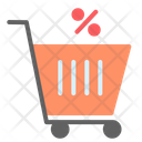 Black Friday Cyber Monday Commerce And Shopping Icon
