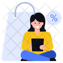 Shopping Sale Shopping Discount Sale Icon