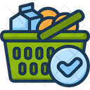 Basket Cart Checkout Icon