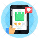 Shopping Feedback Shopping Review Online Feedback Icon