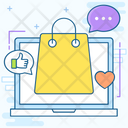 Shopping Feeds Icon