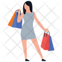 Shopping Fun Icon