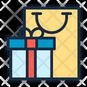 Shopping Gift Icon