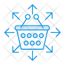 Shopping insight Icon