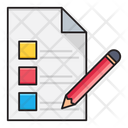 Shopping List Page Icon