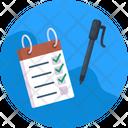 Shopping List Checklist List Icon