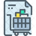 Shopping List Item Icon