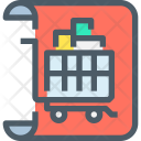 List Shopping Item Icon