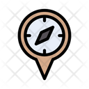 Location Pointer Map Icon