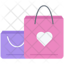 Shopping love Icon
