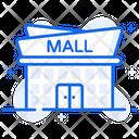 Mall Shopping Center Plaza Icon
