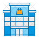 Shopping Mall Shopping Center Store Icon
