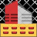 Building Architecture Estate Icon