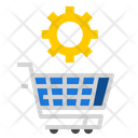 Management Shopping Manager Icon
