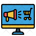 Marketing Brand Awareness Strategy Recognition Icon