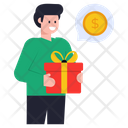 Business Chat Payment Chat Financial Chat Icon