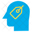 Shopping Mind Icon