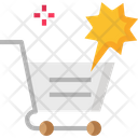 Shopping Offer Icon