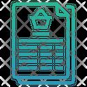 Shopping Order Icon