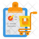 Shopping Paper Icon