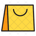 Shopping Paper Bag Icon