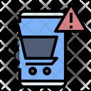 Shopping Risk Criminals Cheat Icon