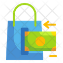 Shopping Bag Sale Icon
