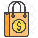 Shopping Bag Money Shopping Payment Shopping Icon