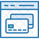 Credit Card Shopping Payment Payment Card Icon