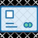 Credit Card Master Card Debit Icon
