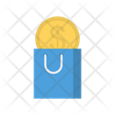 Payment Shopping Bag Icon