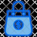 Money Bag Shopping Icon
