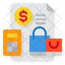 Payment Shopping Shopping Bag Icon