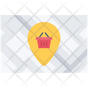 Map Pin Marker Icon