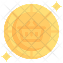 Online Shopping Shopping Point Coin Reward Icon
