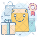 Shopping Products Buying Products Purchasing Icon