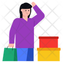 Shopping Buying Shopping Products Icon