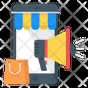 Shopping Promotion Icon