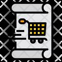 Order Shopping Cart Wishlist Icon